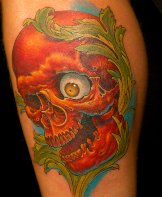 Shane O'Neill Tattoo Elimination Challenge 8