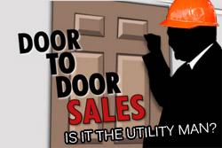 How to cancel energy contract from door-to-door sale